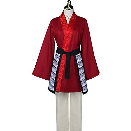 KRILY Herona China Vestido Cosplay Disfraz Vestido Largo Disfraz De Rendimiento Hanfu Vestido De Baile Traje Disfraz De Cosplay De Halloween 5-6 Years,XXL