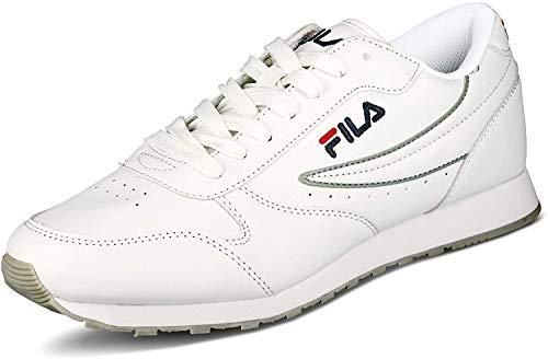 Fila Orbit Low, Zapatillas para Hombre, Blanco (White 1fg), 43 EU