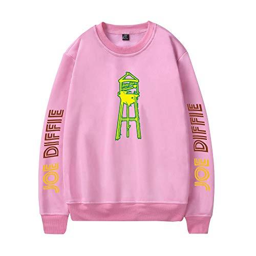 Landove Joe Diffie Pullover Unisex T Shirt Lange Mouwen