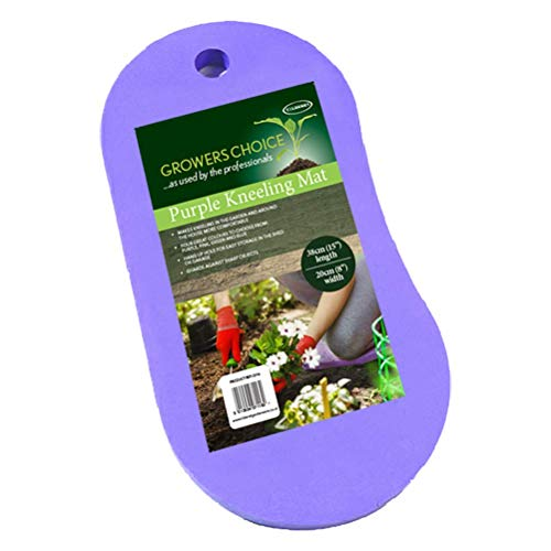 Bosmere G116 Jardin Tapis de Genoux – Violet