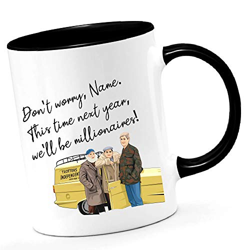 Personalised Funny Only Fools and Horses Mug Cup Cups Xmas Birthday...