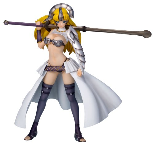 Queen's Blade Claudette Lord of Thundercloud 1/8 figurine