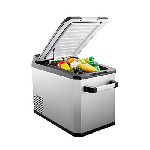 TUNBG Auto Koelkast Auto-startpagina Dual Use-slaapzaal, kleine koelkast, vriezer, outdoor-reis-compressor koelkast