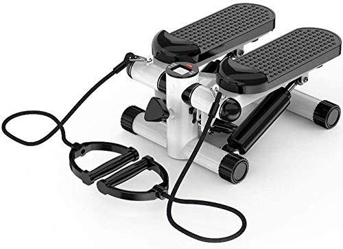 XLAHD Ejercicio Stepper, Air Stair Climber Stepper Ejercicio Máquina de Fitness Máquina de Entrenamiento Cardiovascular Escalera Stepper Bicicleta de Ejercicio Interior Aeróbica Fitness Stepper