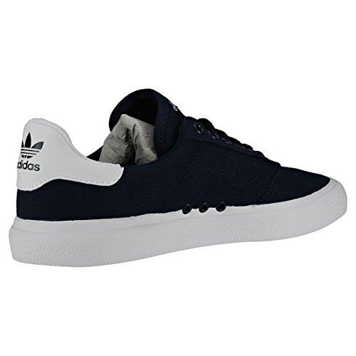 Adidas 3MC, Zapatillas de Skateboarding Unisex Adulto, Azul (Maruni/Maruni/Ftwbla 000), 40 2/3 EU