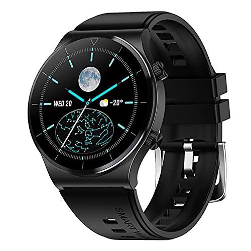 ZGZYL M99 Smart Watch Watch Llamada Bluetooth con Oxígeno De Sangre Presión Arterial Monitor De Ritmo Cardíaco Monitor De Fitness Trackwatch Step Counting Calorie Sports Watch,D