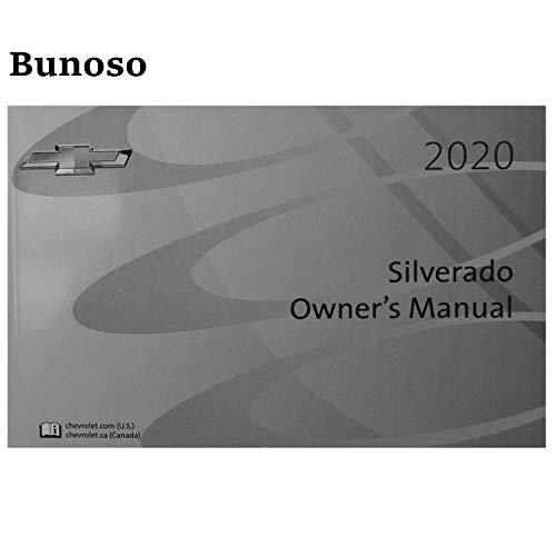2020 Chevrolet Chevy Silverado Owners Manual 20