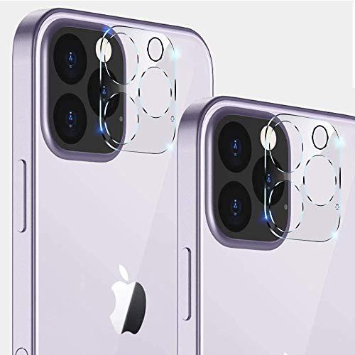 "PR Smart® iPhone 12 Pro 6.1"" Back Camera Lens Protector Premium Tempered Glass Screen Protector Slim 9H Hard 2.5D"