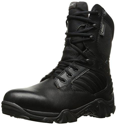 Bates Women's Gx-8 Gore-Tex Insulated Shoe, Black, 5 M US