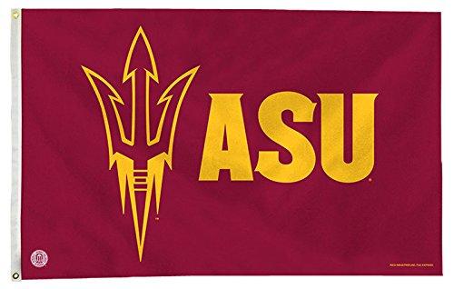Arizona State University (Trident) - 3' x 5' NCAA Polyester Flag