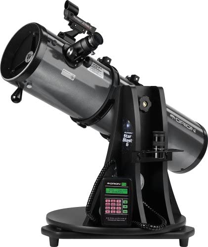 Orion 27191 StarBlast 6i IntelliScope Reflector Telescope