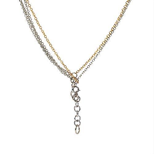 Coslive Neue algerische Liebesknoten-Halskette Vesper Lynd Casino Royale Bond Girl Geschenk