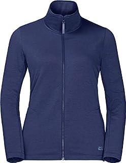Jack Wolfskin Women's Jwp Midlayer Fleece Jacket