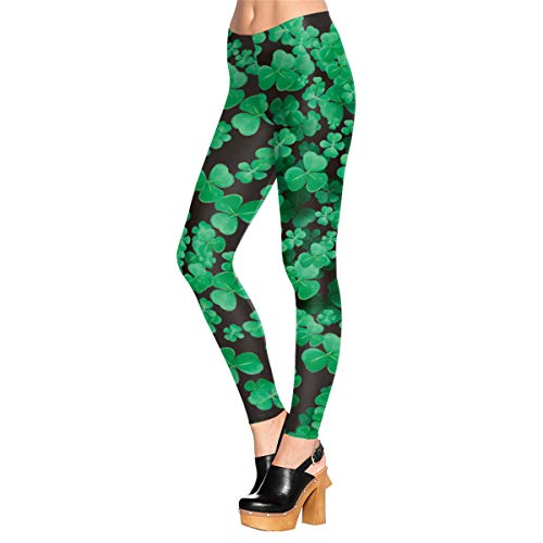 QE-Halloween/Weihnachten Bedruckte Leggings Hose/Frauen Leggins Damen Digital Print Strumpfhosen, Europa und Amerika Enge elastische...
