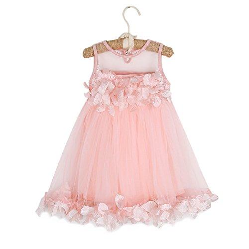 DaMohony meisjes tutu chiffon jurken tule kant voor bruiloft party bloemenrok voor baby meisjes
