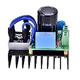 Tablero Rectificador 0-220V AC / 0-311V DC 10A Rectificador de la Placa de Fuente de Alimentación...
