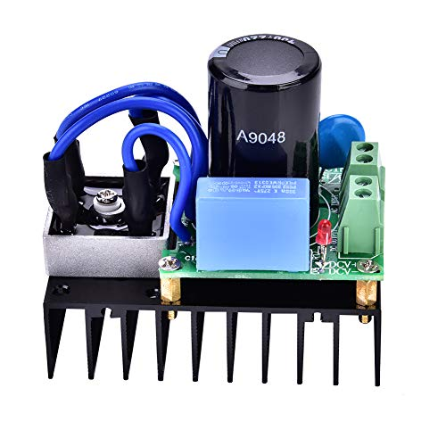 Gleichrichterplatine, 0-220 VAC bis 0-311 VDC Universal-Mehrfachschutz-Gleichrichterkartenmodul