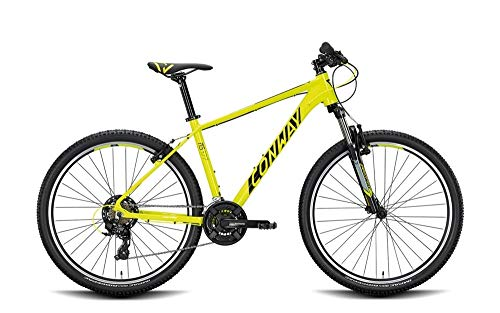 ConWay MS 327 Herren Mountainbike Fahrrad Radsport Acid/Black 2020 RH 46 cm / 27,5 Zoll