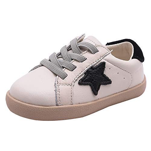 XER 1-3 jaar oude lente en herfst kleine kinderen zachte onderste casual baby-peuterschoenen jongen witte schoenen