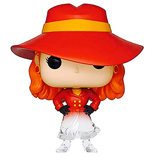 POP! Vinyl - Where In The World Is Carmen Sandiego: Carmen Sandiego - Edición especial
