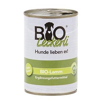 BioLeckerli Bio Lamm 400 g