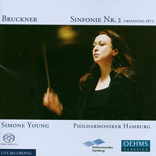 ブルックナー:交響曲第2番(1872年版)(ハンブルク州立フィル/ヤング) (Bruckner: Symphony No.2)