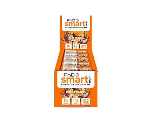 PhD Nutrition Smart Bar Half Size - 24 Pack (Cookies and Cream)