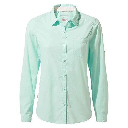 Craghoppers Damen NosiLife Bardo Bluse Outdoorbluse Hemd