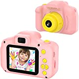 Kids Camera Toy Toddler Digital Camera Kids Toys Kids Gift 2 inch HD