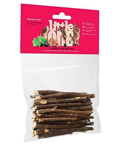 Little One Snack Johannisbeerzweige im Beutel, 1er Pack (1 x 50 g)