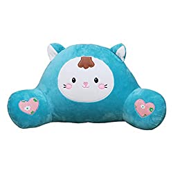 Cute kitty Reading pillow for girls. Comes it Two sizes.