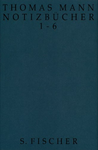 Notizbücher 1 - 6