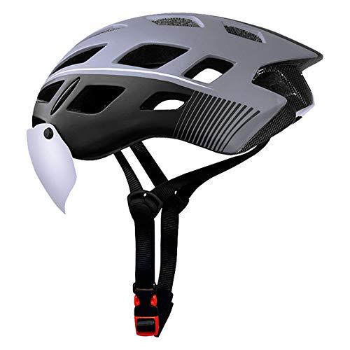Helm SFBBAO Fahrradhelm Qualität Winddichte Integral Geformte Fahrrad Eps 57-61cm P-TK-0701-S