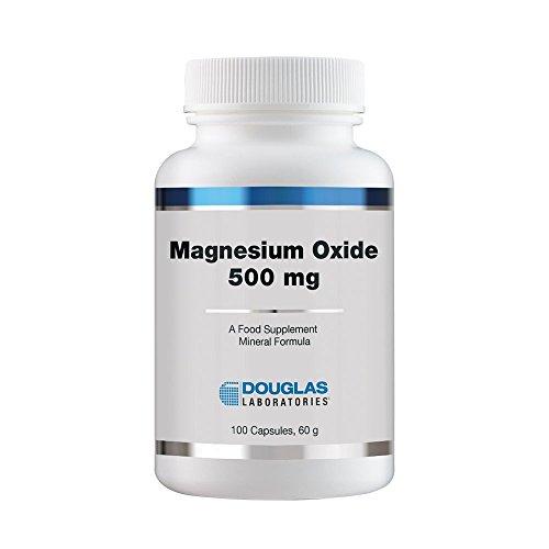 Magnesiumoxid - 100 Kapseln - Douglas Laboratories