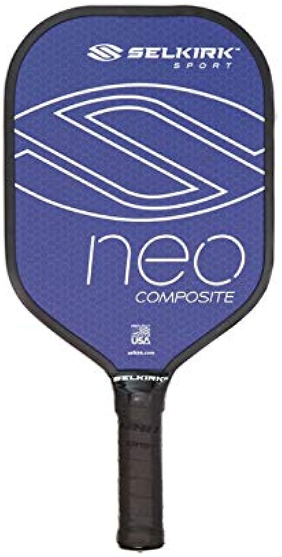 Selkirk (Sport Neo Polymer Composite Ultimate Starter Paddel