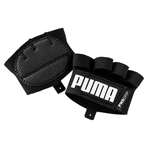 PUMA TR ESS Grip Gloves Handschuhe, Black White, L