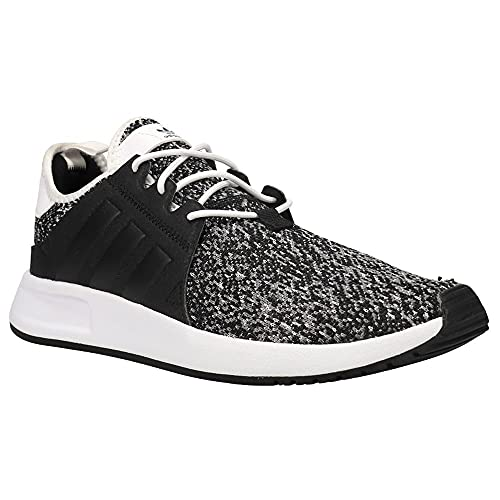 adidas Originals Mens X PLR Lace Up Sneakers Casual Sneakers, Black, 9