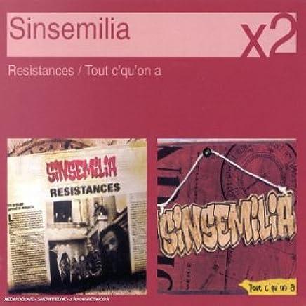 RESISTANCES TÉLÉCHARGER SINSEMILIA