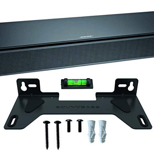 Kit de Montaje en Pared para TV Speaker Compatible con Bose TV Speakercompleto con Todo el Hardware de Montaje, Diseñado en el Reino Unido por Soundbass