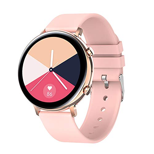 ZGZYL GW33 Smart Watch Men's Y Ritmo Cardíaco De Las Mujeres Bluetooth Call Smartwatch HD Pantalla ECG + PPG IP68 Pulsera Impermeable, Adecuada para iOS Android Vs SG2 SG3 W26,C