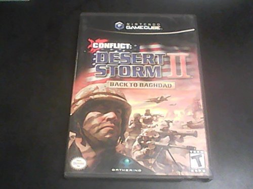 Conflict: Desert Storm 2 - Back to Baghdad - GameCube (Renewed)