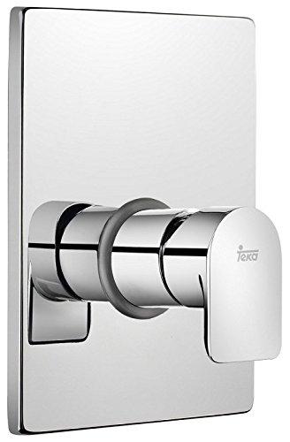 Teka 622410200 Unterputz-Batterie Formentera für Dusche, grau