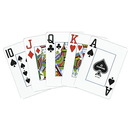 Copag Poker Taille Jumbo Index...