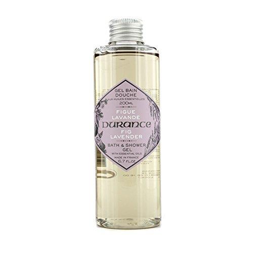 Durance - Fig And Lavander Bath &Amp; Shower Gel 200Ml/6.7Oz - Femme Parfum