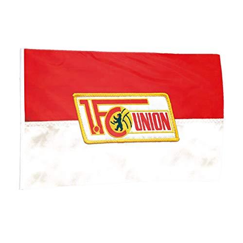 1. FC UNION Berlin Fahne, Zimmerfahne Logo