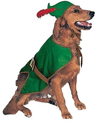 Rubie's Pet Costume, Robin Hood, Large