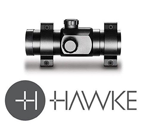 HAWKE RD 1x30 Riflescope, 30mm, Weaver rail (12121)