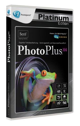 AQ Plat Ed. - Serif PhotoPlus X4