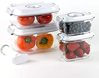 vacuum seal marinating container