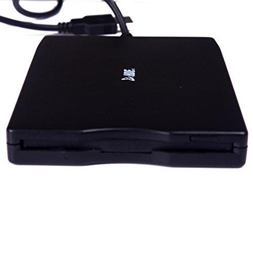 "HDE External USB 1.44 MB 3.5"" Floppy Disk Drive"
